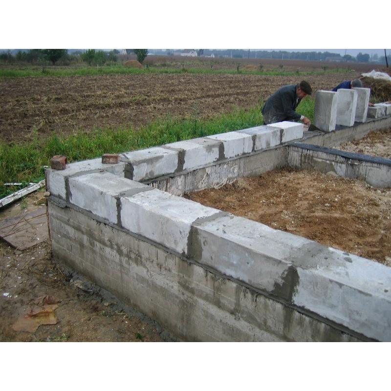 Как построить дом из пеноблоков своими руками с фото