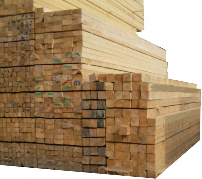 Деревянный брус – популярный строительный материал
