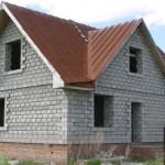 Рассмотрим какой нужен фундамент для дома из пеноблоков