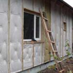 Утепление стен из пеноблоков под сайдинг: делаем правильно