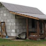 Баня из пеноблоков: строим своими руками