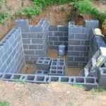Подвал из пеноблоков: как построить
