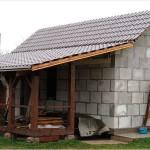 Бани из пеноблока: преимущества строительства