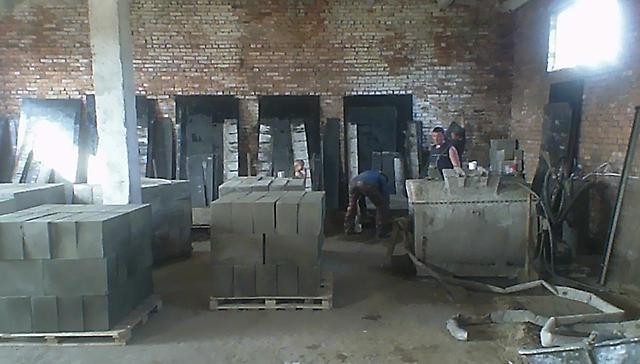 Производство пеноблока технология и оборудование