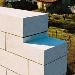 Как выложить стену из пеноблоков своими руками