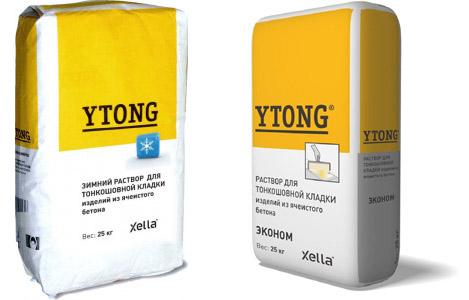 При низкой температуре воздуха рекомендуется использование зимнего вида клея, содержащего антиморозные добавки.