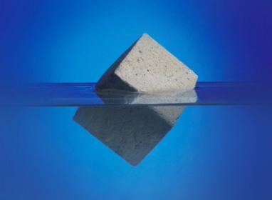 Применение гидрофобизирующих составов увеличивает влагостойкость пенобетона в несколько десятков раз.
