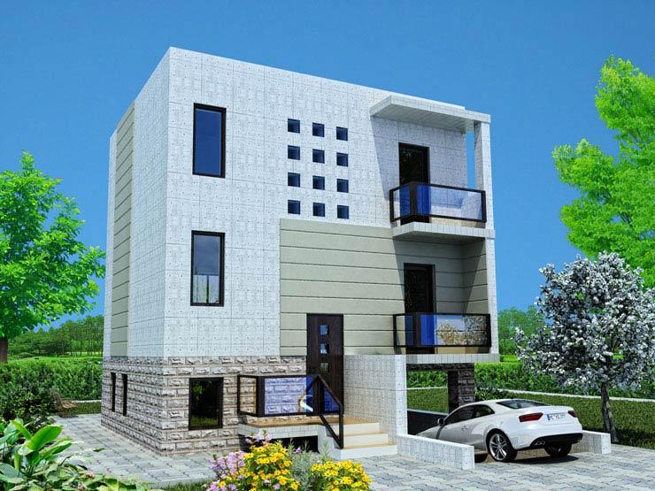 Ремонт фасада здания: цена за 1м2 в Самаре; стоимость