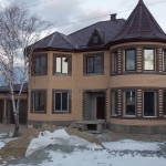 Дом в готическом стиле
