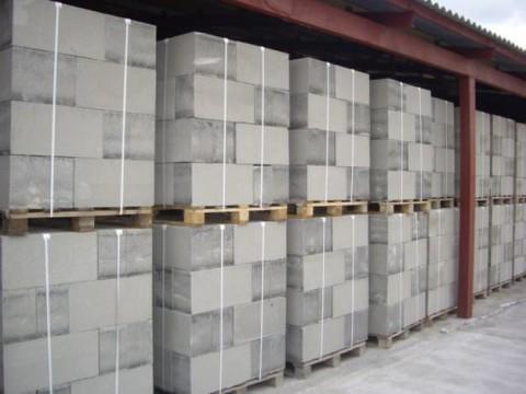 1 м3 пеноблоков весит меньше, чем аналог из других материалов.