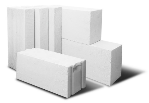 Силикатные стеновые камни, и блоки с пазами без гребней