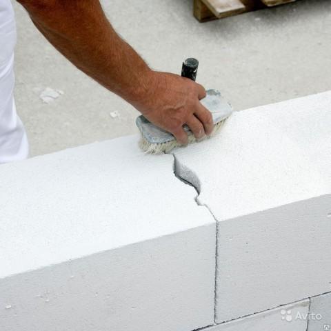 Соединение пазовых блоков