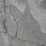 Трещины в стене из пеноблока