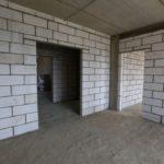 Готовые стены из пеноблока