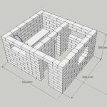 Рассчитать материал на строительство дома из пеноблока: что необходимо учитывать?