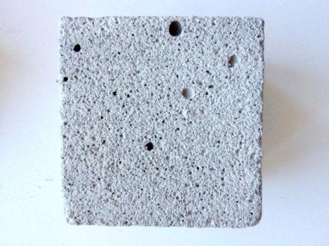 Пористая структура – основа положительных качеств бетона