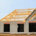 Как крепить крышу к пеноблоку: варианты и узлы