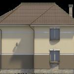 Фасад – вид с правой стороны