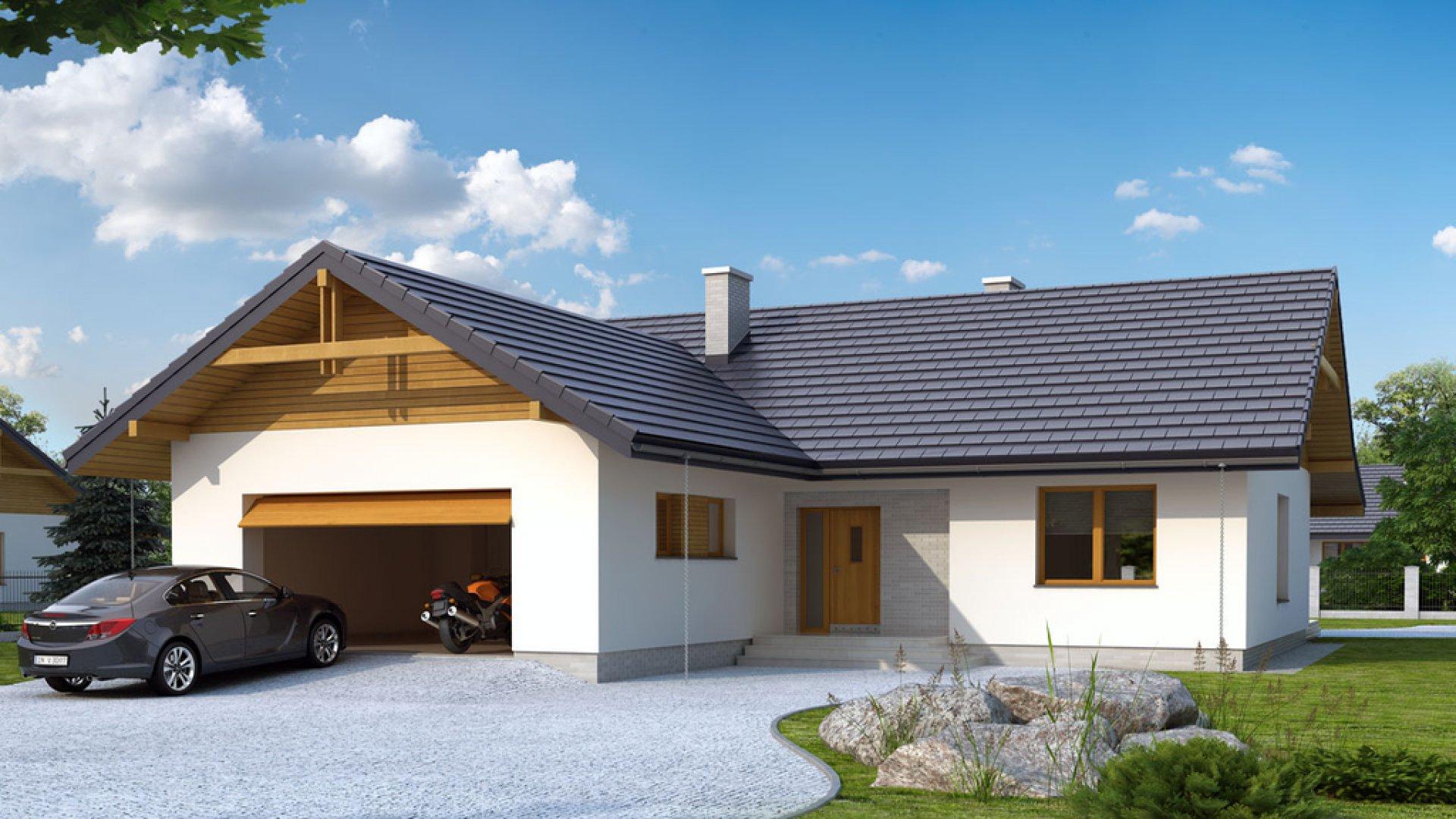 Проект двухэтажного дома - Rusposterru