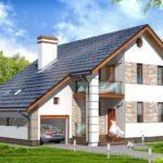 «Соседство» автобокса и жилья предъявляет определенные требования к строительству