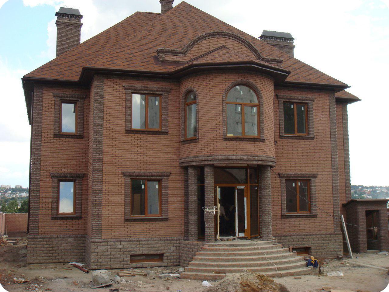 Кирпичное здание более долговечно