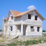 Изделия из ячеистых бетонов больше всего востребованы в малоэтажном строительстве