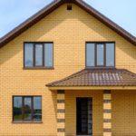 Стоимость кирпичного дома будет гораздо выше, чем из пенобетона