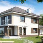 Надежный и долговечный двухэтажный дом из пеноблоков– рациональное решение жилищного вопроса