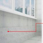 Теплоизоляция балкона пеноблоками