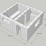 Основные габариты здания