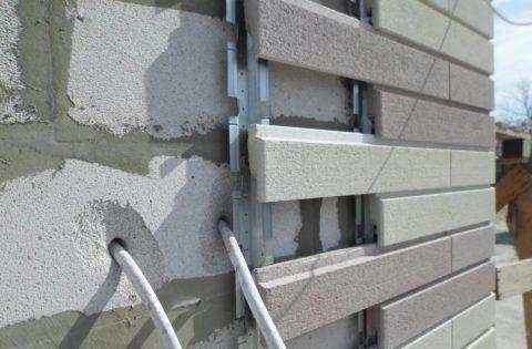 Идеальный способ отделки газобетонной стены