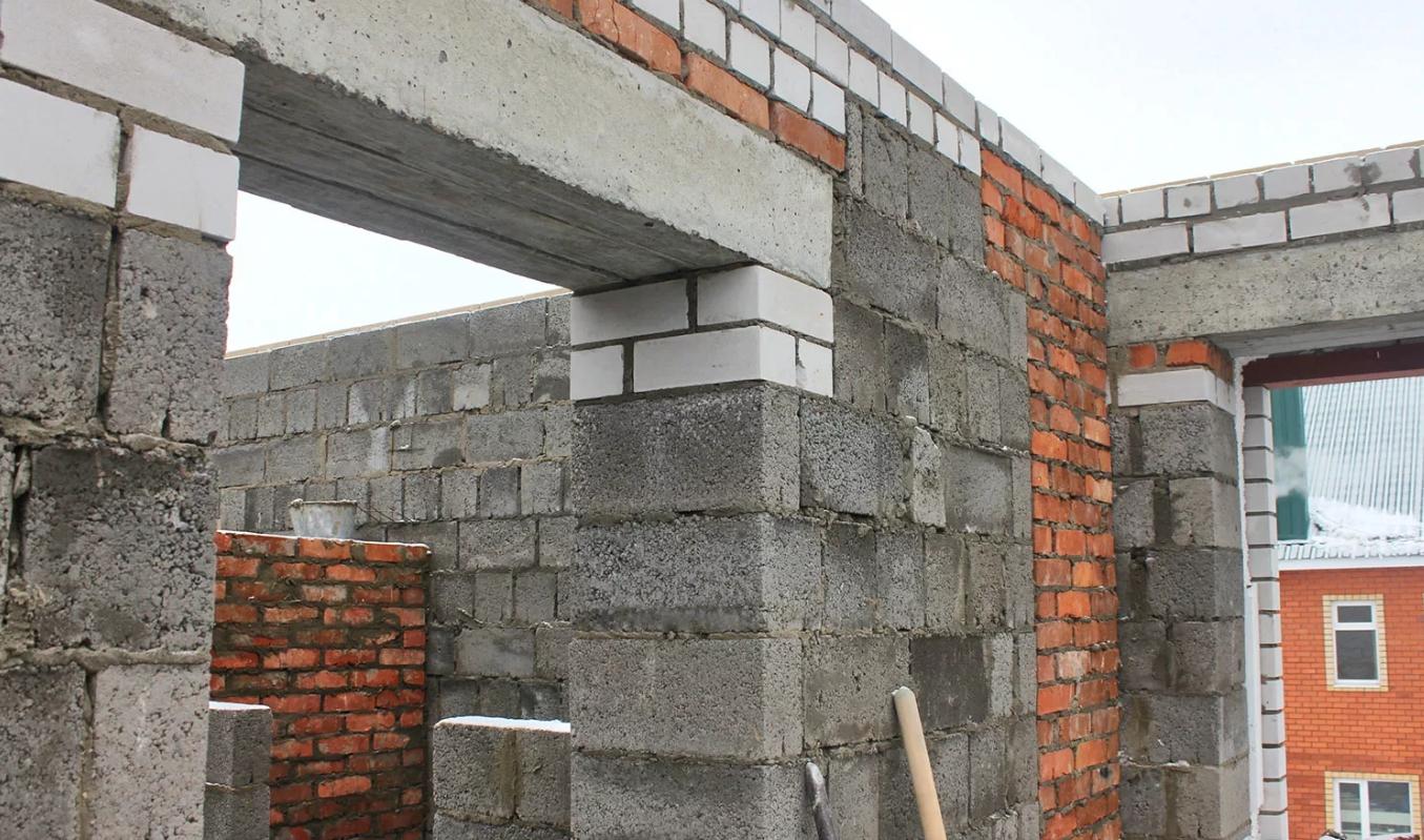 кладка керамзитобетонных блоков цена за работу москва