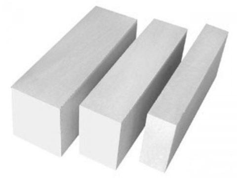 Блоки одного размера, но разной толщины