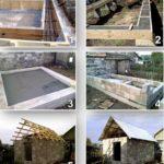 Инструкция по быстрому возведению баньки на даче
