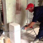 Пеноблоки: чем и как резать изделия из ячеистого бетона