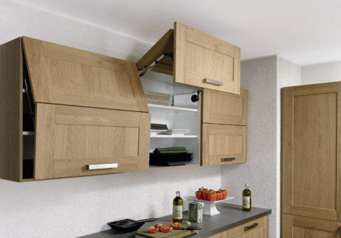 Чтобы шкафы не падали, нужно правильно выбрать крепёж