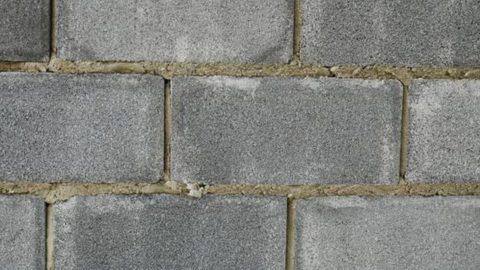 Кладка из стеновых бетонных блоков