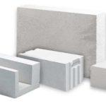 Разнообразие форм газобетонных блоков