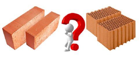Керамические блоки – современная альтернатива традиционному кирпичу